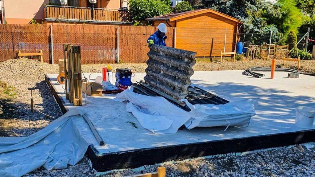 Asbest Entsorgung | AsbestProfi Darmstadt