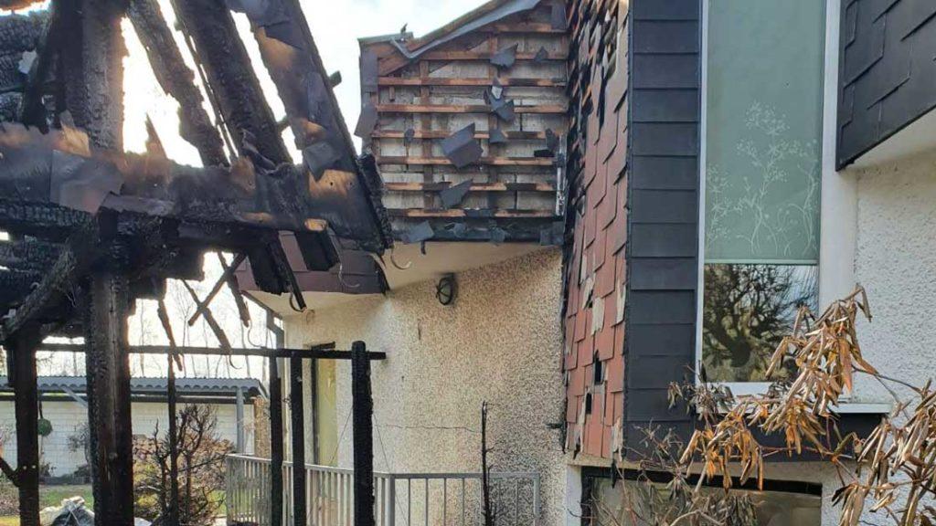 Sanierung von Brandschäden | AsbestProfi Darmstadt